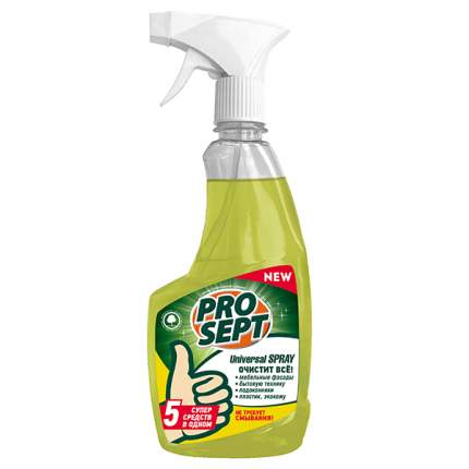 Универсальное моющее и чистящее средство 500 мл