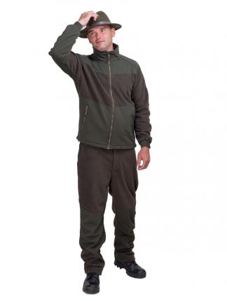 Флисовый костюм KATRAN Алант Хаки (Размер: 56-58 Рост: 182-188)