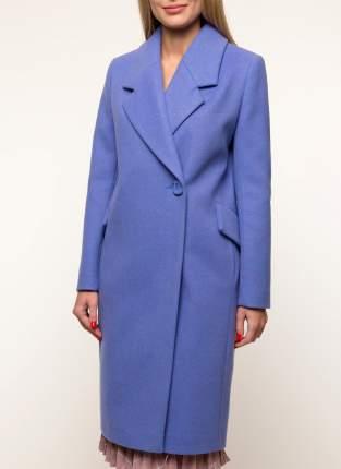 Пальто женское Sezalto АС-1004(4148-5) фиолетовое 44 RU