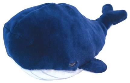 Кит синий, 13 см игрушка мягкая