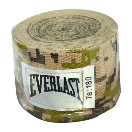 Бинты боксерские Everlast 4465 2.5 м, хлопок - 65%, полиэстер - 35%