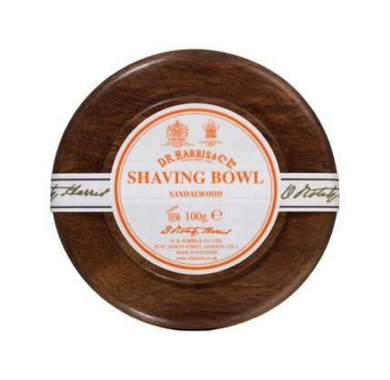 Мыло для бритья D.R. Harris Sandalwood из палисандра 100 г