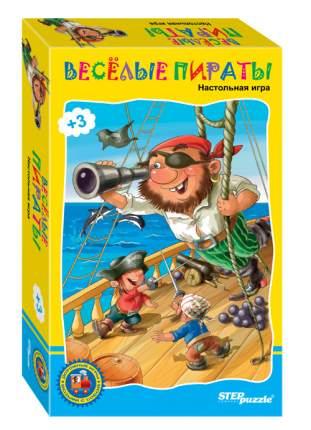 Дорожная игра Step Puzzle Веселые пираты