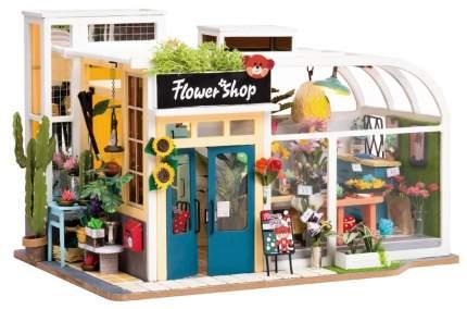 Румбокс Robotime «Цветочный магазин» TD03W