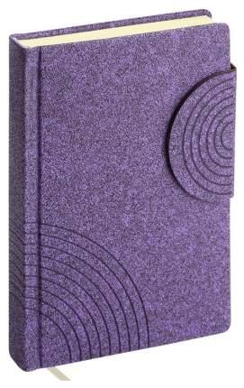 Ежедневник недатированный ErichKrause «Ruggine» на магните, A6+, 168 листов, фиолетовый