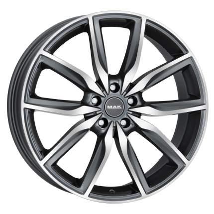 Колесные Диски MAK Allianz 8,0\R19 5*112 ET30 d66,6 Gunmetal Mirror Face F8090AZQM30WSX