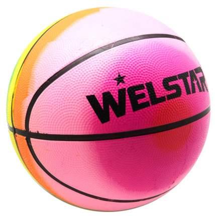 Баскетбольный мяч Welstar BR2828-5 №5 pink