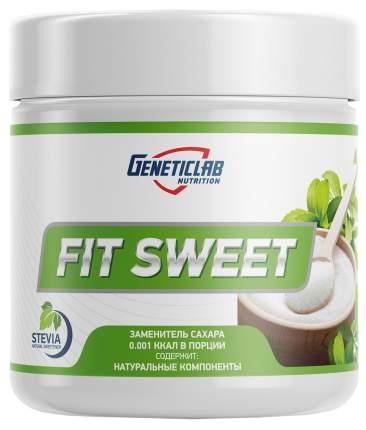 Столовый подсластитель Geneticlab fit sweet