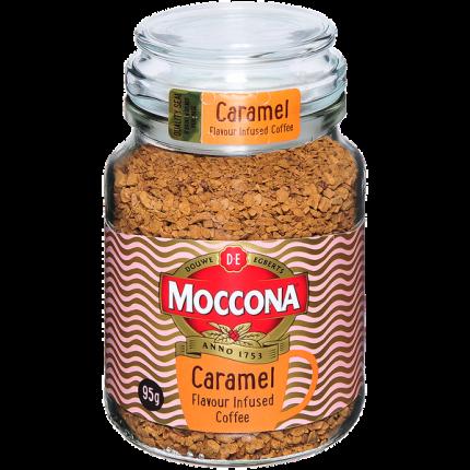 Кофе растворимый Moccona Caramel 95 г