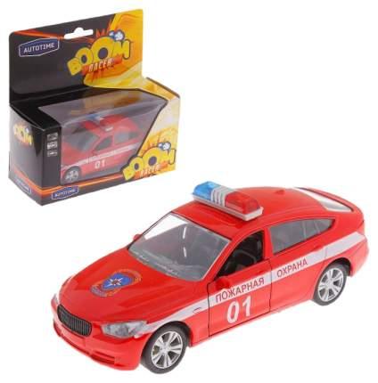 Коллекционная модель машины Autotime Bavaria Gran Turismo Пожарная охрана