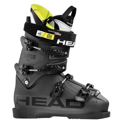 Горнолыжные ботинки HEAD Raptor 140 Speed RS 2017, black, 29