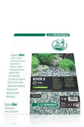 Dennerle Грунт Dennerle Nature Gravel PlantaHunter River S 5кг 4-8мм