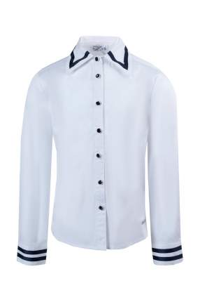 Блузка детская Pinetti, цв. белый, р-р 134