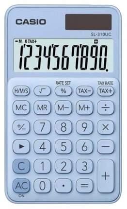 Калькулятор CASIO SL-310UC-LB-S-EC