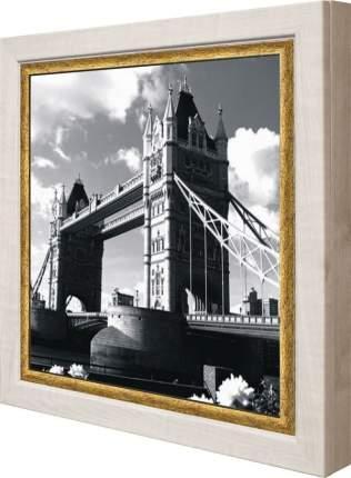"Ключница ""London (ч/б)"" Клен"