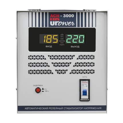 Стабилизатор напряжения UPOWER АСН 3000 II поколение