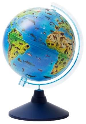 Глобус Зоогеографический Globen Классик Евро Детский Ке012500269 250 мм