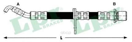 Шланг тормозной системы Lpr 6T47437 передний правый