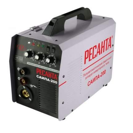 Сварочный аппарат инверторный Ресанта САИПА-200C
