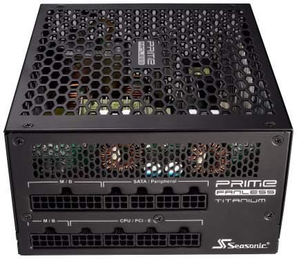 Блок питания компьютера Seasonic PRIME TITANIUM FANLESS SSR-600TL