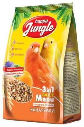Основной корм Happy Jungle для канареек 500 г, 1 шт