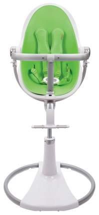 Стульчик для кормления Bloom Fresco Chrome White white, зеленый