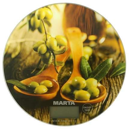 Весы кухонные Marta MT-1635