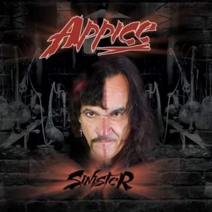 "Аудио диск Appice ""Sinister"""