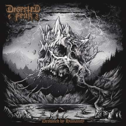 "Виниловая пластинка  Deserted Fear  ""Drowned By Humanity"" (LP)"