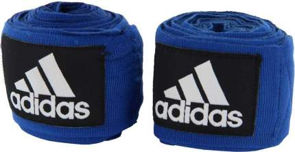 Боксерские бинты Adidas Boxing Crepe Bandage 3,5 м синие