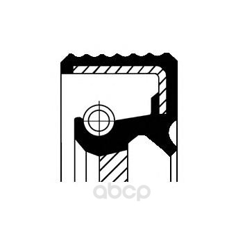 Сальник CORTECO 15510080B