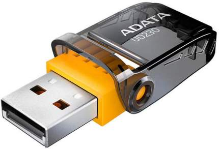 USB-флешка 32GB A-DATA UD230 USB 2.0 Black