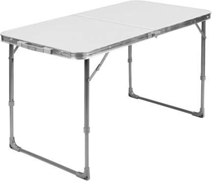 Туристический стол Nika ССТ-3 серый/металлик