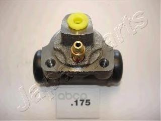 Цилиндр тормозной рабочий d17.46 nissan pathfinder 2.3-3.0 86-89 japanparts   cs175