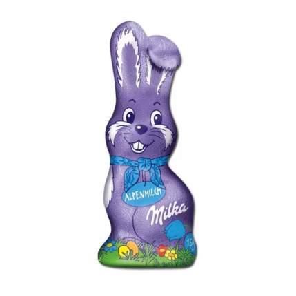 Шоколадная фигурка Milka пасхальный кролик 50 г