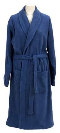Халат Gant Home Classic 856002003 синий S