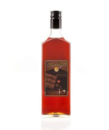 Сироп Sweetfill шоколад стекло 500 мл
