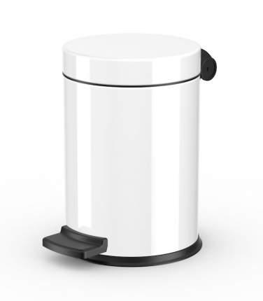 Мусорный контейнер Hailo ProfiLine Solid S 3 л., Белый., арт. 0704-149