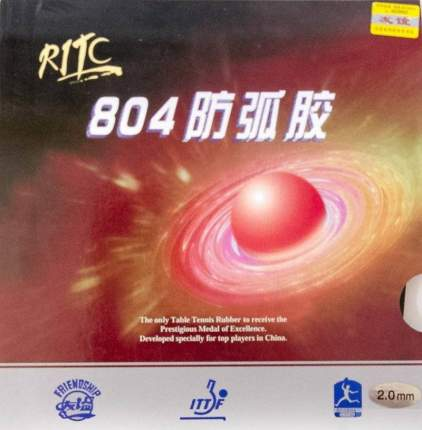 Накладка для ракетки Friendship RITC 804 черная 2.0