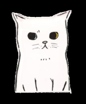Значок Котик, акрил