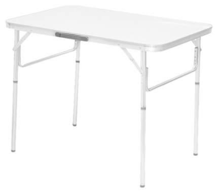 Стол складной Palisad Camping алюминевый, столешница МДФ, 900x600x300/700