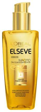 Масло для волос L'Oreal Elseve Экстраординарное восстанавливающее 100 мл
