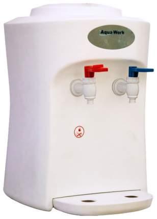 Кулер для воды Aqua Work YD1653-T Белый