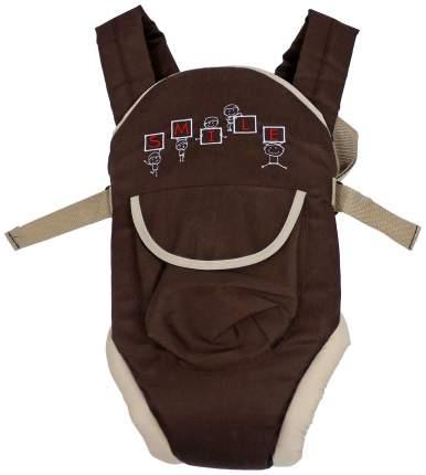 Рюкзак для переноски детей Rant Топотушки Комфорт Коричневый