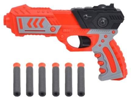 Бластер Наша Игрушка c мягкими пулями FJ493