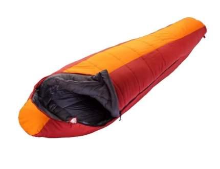 Спальный мешок Trek Planet Norge красный, правый