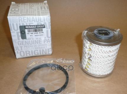 Фильтр топливный RENAULT 164039587R