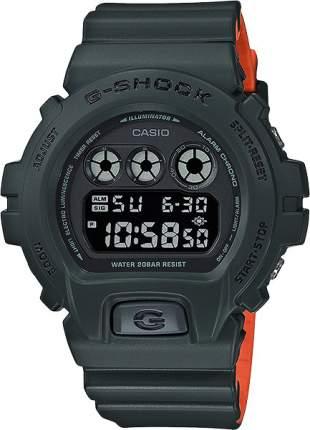Японские наручные часы Casio G-Shock DW-6900LU-3E с хронографом