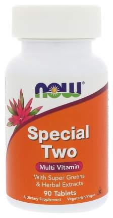 Витаминно-минеральный комплекс NOW Special Two Multi Vitamin 90 табл. натуральный