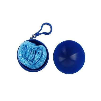 Дождевик D6 160178 синий One Size